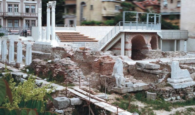 Одеона в Пловдив
