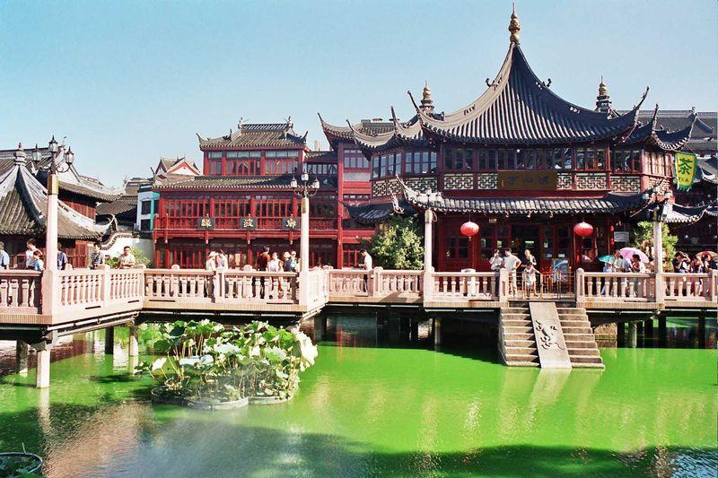 Шанхайска градина