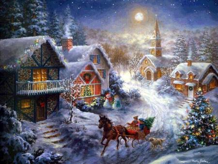 Коледна нощ