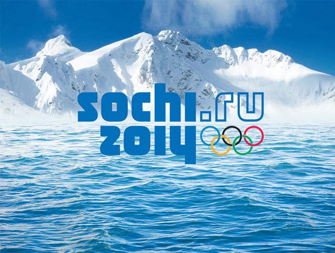 Лого на Зимната олимпиада в Сочи 2014