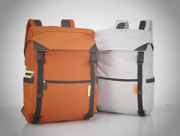 Раница за багаж - неизменна част от екипировката на всеки турист.