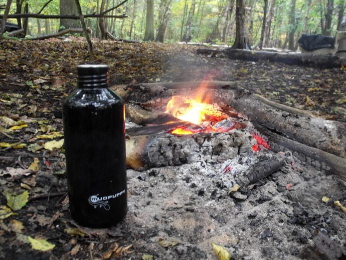 Как да сварим вода сред природата? Няма как да стане без хубав лагерен огън!
