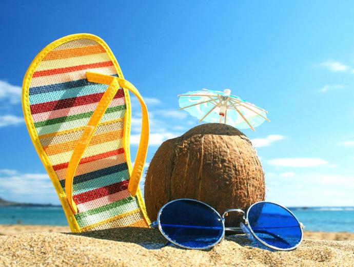 Плажът - идеалното място за прекарване на лятото!