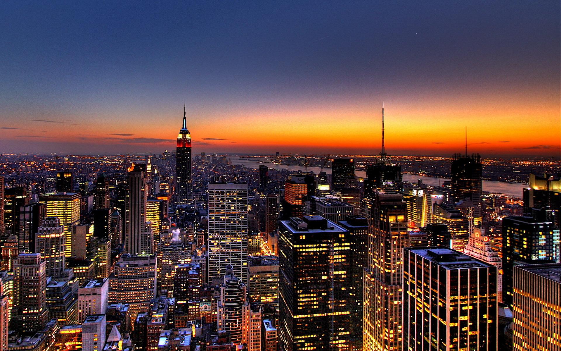 Удивителните небостъргачи на Ню Йорк!