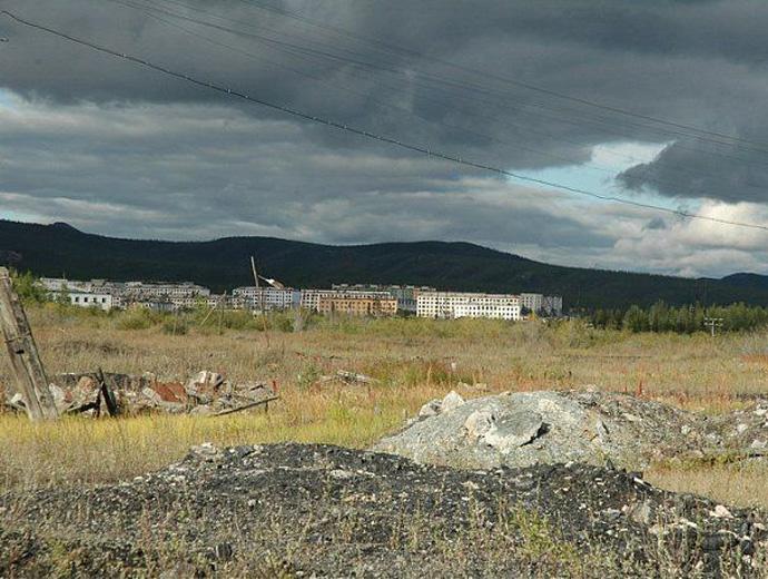 Кадикчан, Русия отдалече