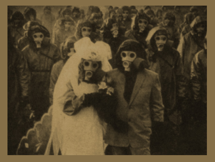 Снимката от сватба, която провокира интересът към островите Изу.