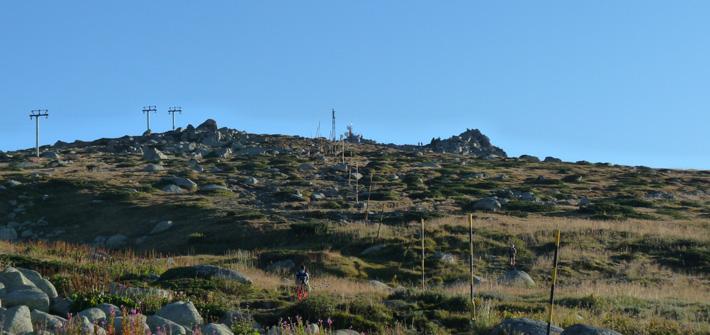 Снимка на Черни връх